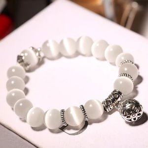 Jewelry - Natural opal beads bracelet